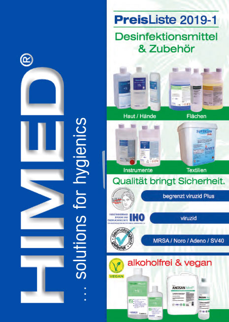 Thumb Himed Solutions for hygienics 2019 1 Produktprogramm